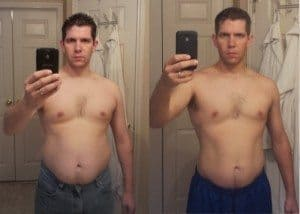 Nathan - Weight Loss - Before-After