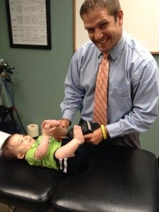 Dr. Chase Hayden - Pediatric Chiropractic