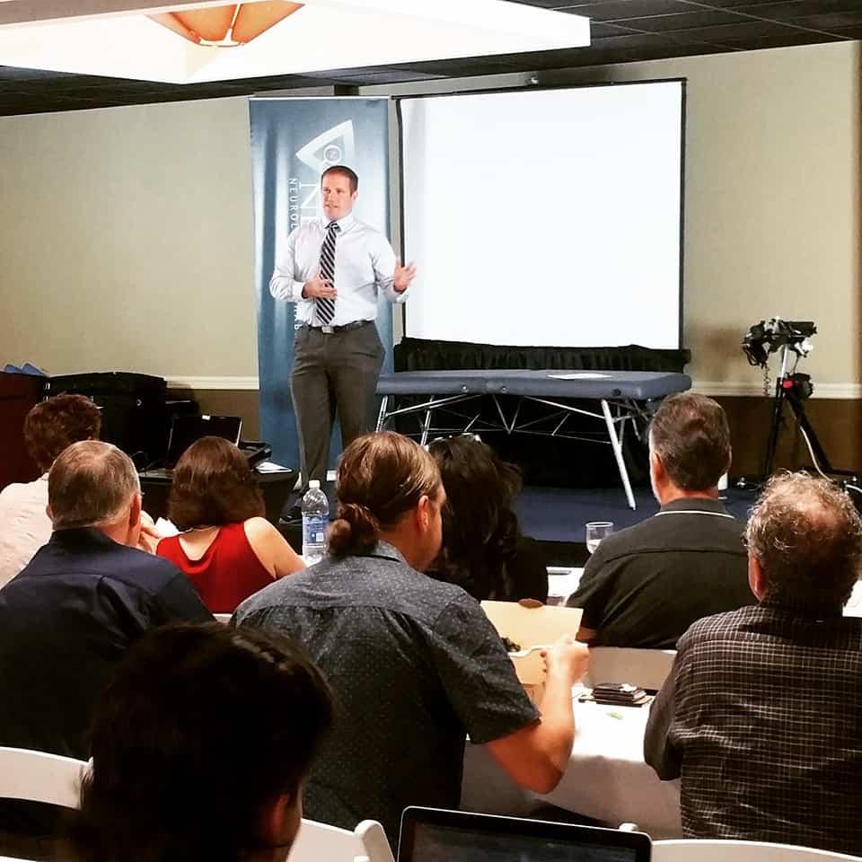 Dr. Chase Hayden Invited to Speak in Public Health Event